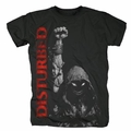 DISTURBED UP YOUR FIST MEN'S T-SHIRT