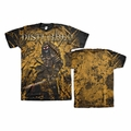 DISTURBED WARRIOR AO MEN'S T-SHIRT