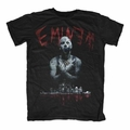 EMINEM BLOODY HORROR MEN'S T-SHIRT