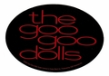 GOO GOO DOLLS RED LOGO STICKER