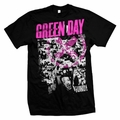 GREEN DAY HIS STORY MEN'S T-SHIRT
