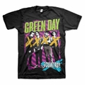 GREEN DAY HYPNO 4 MEN'S T-SHIRT
