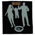 GREEN DAY TRAP CANVAS PATCH