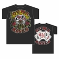 GUNS N ROSES CARDS MEN'S T-SHIRT