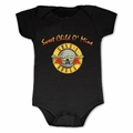 GUNS N ROSES SWEET CHILD ONE-PIECE BODY SUIT