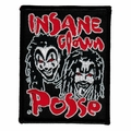 INSANE CLOWN POSSE DUO EMBROIDERED PATCH