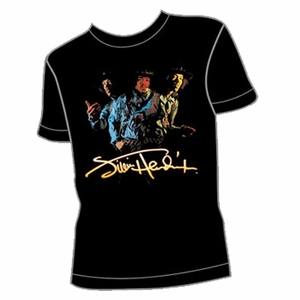 JIMI HENDRIX SMASH HITS MEN'S T-SHIRT