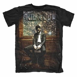 KID CUDI SPARKS MEN'S T-SHIRT