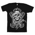 KID ROCK SNAKE LABEL MEN'S T-SHIRT