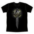 KORN CROSS KNIFE MEN'S T-SHIRT
