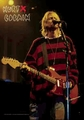 KURT COBAIN STAGE FABRIC POSTER