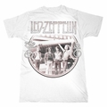 LED ZEPPELIN STAND BY AIRLINER MEN'S T-SHIRT