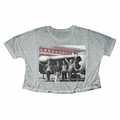 LED ZEPPELIN ZEP PLANE DOUBLE BOYFRIEND WOMEN'S T-SHIRT