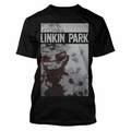 LINKIN PARK LIVING THINGS COVER MEN'S T-SHIRT
