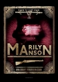 MARILYN MANSON TAROT CARD FABRIC POSTER
