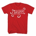 MAROON 5 CURL LOGO SLIM FIT MEN'S T-SHIRT