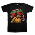 METALLICA KILL 'EM ALL TILTED FRAME MEN'S T-SHIRT