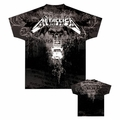 METALLICA LIGHTENING CHAIR MEN'S T-SHIRT