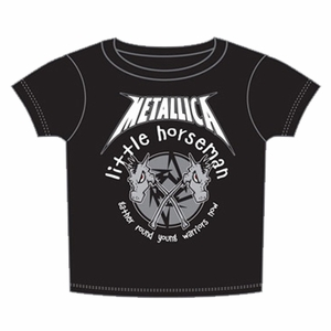 METALLICA LIL HORSEMENT S/S TODDLER T-SHIRT