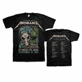 METALLICA PITTSBURGH ARENA MEN'S T-SHIRT
