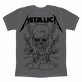 METALLICA PUSHHEAD BORIS MEN'S T-SHIRT