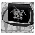 METALLICA SEEK DESTROY MESSENGER BAG