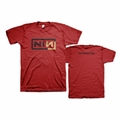 NINE INCH NAILS CORNER BOX MEN'S T-SHIRT