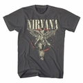 NIRVANA GALAXY IN UTERO MEN'S SOFT T-SHIRT