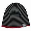 NIRVANA KURT COBAIN STRIPED BEANIE