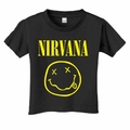NIRVANA SMILE TODDLER T-SHIRT