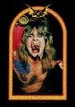 OZZY OSBOURNE SPEAK OF THE DEVIL FABRIC POSTER