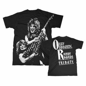 OZZY OSBOURNE TRIBUTE MEN'S T-SHIRT