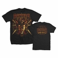 PANTERA COWBOY FROM HELL MEN'S T-SHIRT