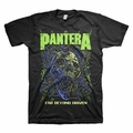 PANTERA FAR BEYOND MEN'S T-SHIRT