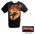 PANTERA GUITAR SNAKE MEN'S T-SHIRT