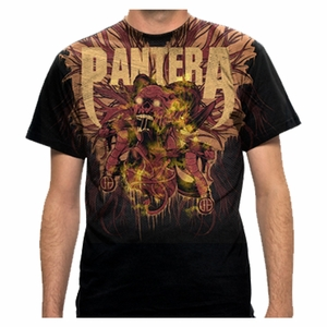 PANTERA HEART FULL OF LIES MEN'S T-SHIRT