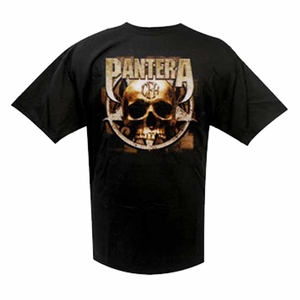 PANTERA METAL SKULL MEN'S T-SHIRT