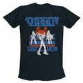 QUEEN TOUR 76 PREMIUM COTTON MEN'S T-SHIRT