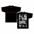RED HOT CHILI PEPPERS 4 PHOTO MEN'S T-SHIRT