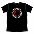 RED HOT CHILI PEPPERS HAND DRAWN MEN'S T-SHIRT
