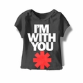 RED HOT CHILI PEPPERS IWY ASTERIC TODDLER T-SHIRT