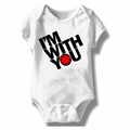 RED HOT CHILI PEPPERS IWY TILT ROMPER