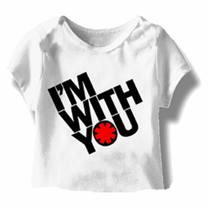 RED HOT CHILI PEPPERS IWY TILT TODDLER T-SHIRT