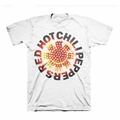 RED HOT CHILI PEPPERS LED ASTERISK MEN'S T-SHIRT
