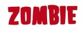 ROB ZOMBIE BAND LOGO RUB-ON STICKER RED