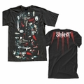 SLIPKNOT MASK HELL MEN'S T-SHIRT