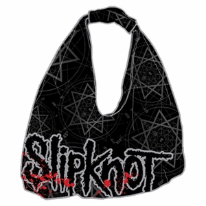 SLIPKNOT STAR HOBO BAG