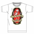 SOCIAL DISTORTION POR VIDA MEN'S T-SHIRT