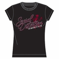 SOCIAL DISTORTION SKELLY SCRIPT WOMEN'S T-SHIRT