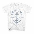 SUBLIME ANCHOR 1988 MEN'S SOFT T-SHIRT